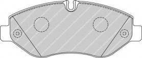 FVR4036 - pastiglie freno anteriore - ferodo