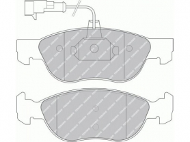 FDB1056B - Pastiglie freno anteriore - Ferodo
