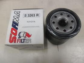 S 3263 A - Filtro olio sofima s3263r