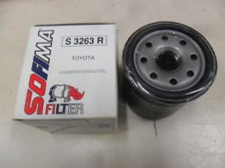 Filtro olio sofima s3263r