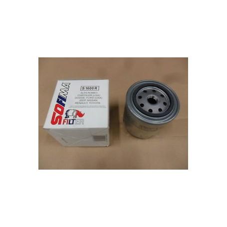 Filtro olio sofima s1600R