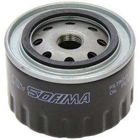 S 3419 R - Filtro olio sofima s3419r
