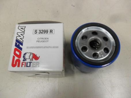 Filtro olio sofima s3299r