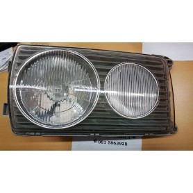 FARO ANTERIORE DESTRO MERCEDES W123 HELLA 117779RE