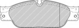 FDB1711 - pastiglie freno anteriori - ferodo