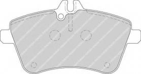 FDB1750 - pastiglie freno anteriori - ferodo