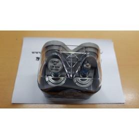 KIT LAMPADE HELMER H7 PLASMA ICE 4300K 12V55W