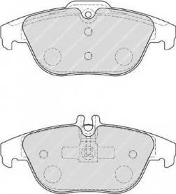 FDB4220 - pastiglie freno anteriori - ferodo