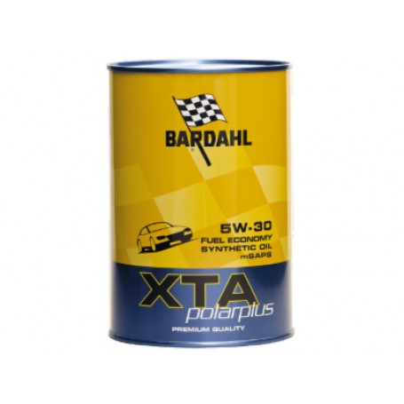 XTA5W30-OLIO BARDAHL XTA POLARPLUS 5W30