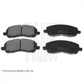FDB1621 - PASTIGLIE FRENO ANTERIORI JEEP COMPASS - PATRIOT - BLUPRINT ADA104208