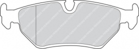 PASTIGLIE FRENO POSTERIORI JAGUAR XJ12 - FIAT ULISSE - PEUGEOT 809 CASSA 73/A