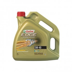CASTROL EDGE 5W40 TURBO DIESEL 5LT