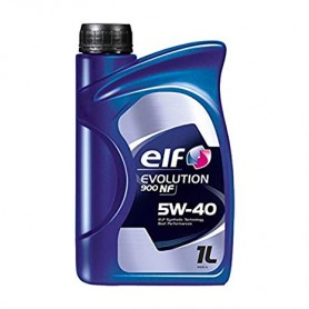 ELF EVOLUTION 5W-40
