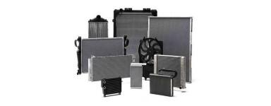 Radiatore motore stufa e condizionatore