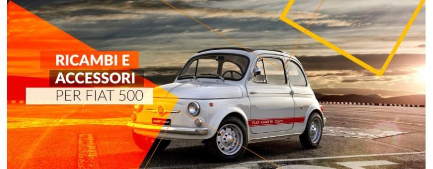 RICAMBI FIAT 500 D'EPOCA
